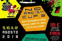 NO RACISM CUP 2018 – 9th Edition